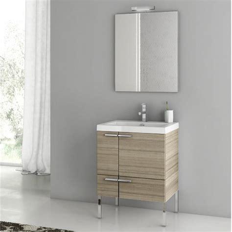 23 Inch Bathroom Vanity by Modern 23 Inch Bathroom Vanity Set With Ceramic Sink