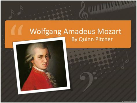 wolfgang amadeus mozart biography ppt ppt wolfgang amadeus mozart powerpoint presentation id