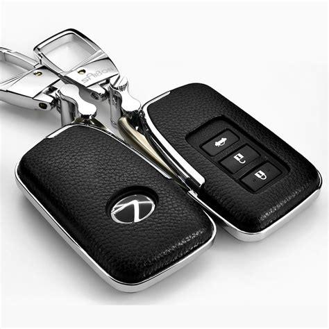 Escaladi Moisturizer Lipstick leather car styling key key cover for lexus ᗑ nx nx
