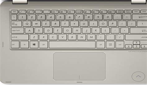 Papan Keyboard Laptop Asus wajib dibaca empat fitur menarik asus vivobook flip tp201