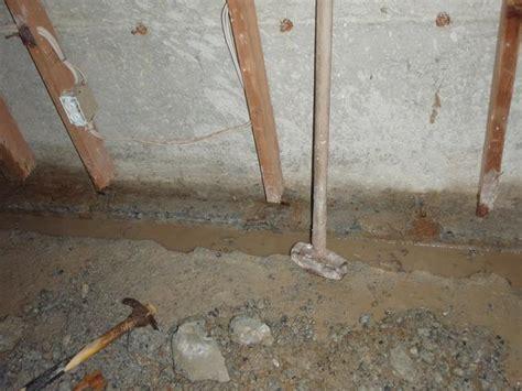 Rainy Day Basement Systems   Basement Waterproofing Photo