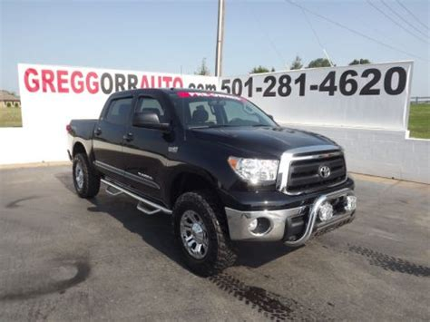 Used Toyota Tundra Crewmax 4x4 For Sale Used 2012 Toyota Tundra Trd Crewmax 4x4 For Sale Stock