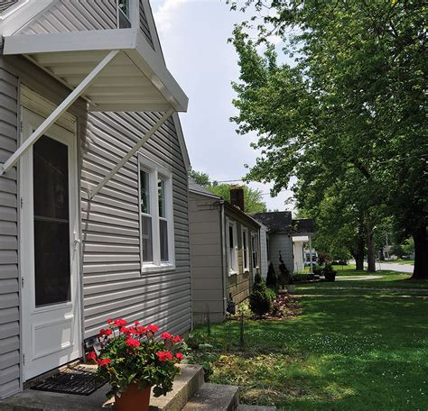 single door awning exterior contemporary front porch decoration design ideas