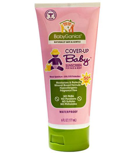 Cover Vire Spf 50 Sunblock For We Help You Find A Safe Baby Sunscreen And Shades