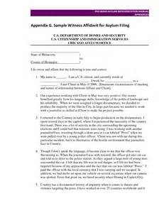 Marriage Letter Sle Affidavit Letter For Immigration Free Affidavit Form Sle Pdf Word Affidavit Form 12 Affidavit