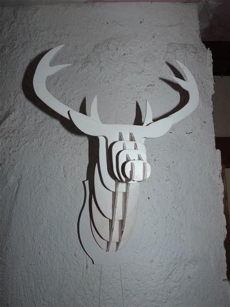 Deer Papercraft - deer papercraft by floxido on deviantart