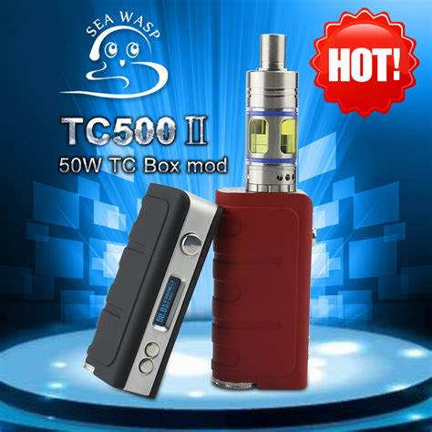 New Vape Ngebul Rokok Elektrik Mini Topbox 75w Vapor Kanger Tech joule vape newest kangside sea wasp tc500 ii 50w sub ohm vape temp box mod high end