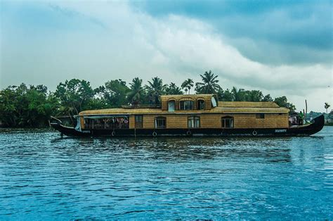 house boat india a house boat around the backwaters in alleppey kerala india photograph by art spectrum