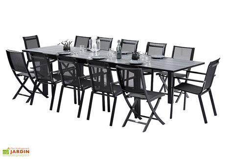Table De Jardin Extensible Hpl