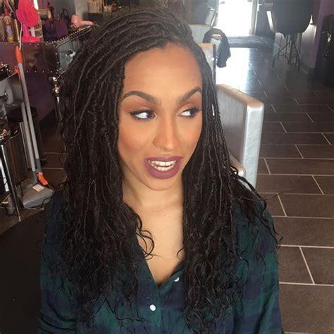 can i use human hair for faux locs die besten 25 goddess locs human hair ideen auf pinterest