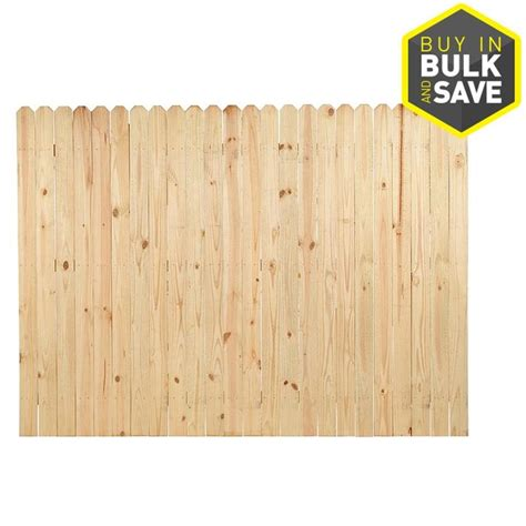 Where Can I Buy Assembled Furniture by Shop Severe Weather Pressure Treated Pine Privacy Fence