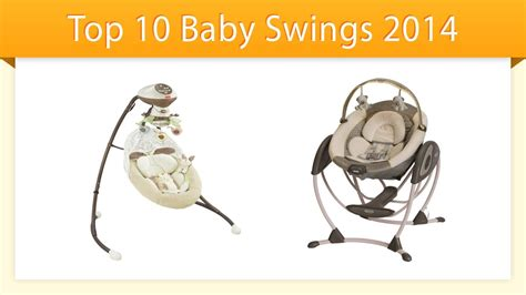 best infant swing 2014 top 10 baby swings 2014 compare youtube
