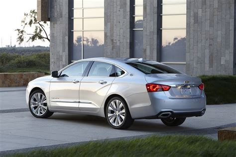 2018 Impala Gets New Standard Features Galore GM Authority