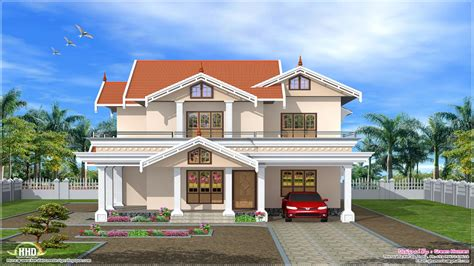 beautiful house designs in india kerala house front