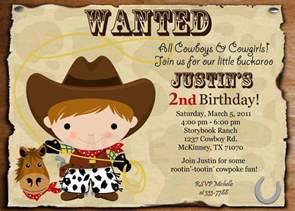 birthday invitations free printable horse birthday