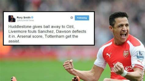 Arsenal Tottenham Meme - arsenal fans troll tottenham with brilliant memes on 20th