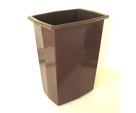 plastic kitchen trash cans bathroom waste by lauraslastditch - Kitchen Trash Cans