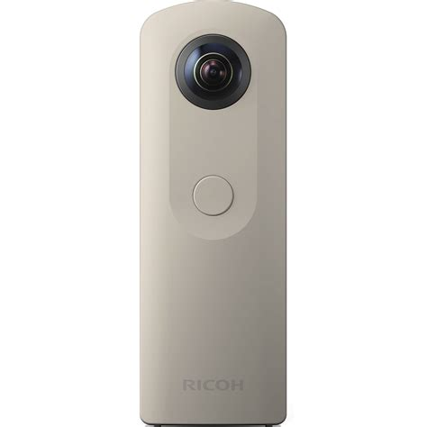 Ricoh Theta Sc Beige By Fujishopid ricoh theta sc spherical digital beige 910742 b h