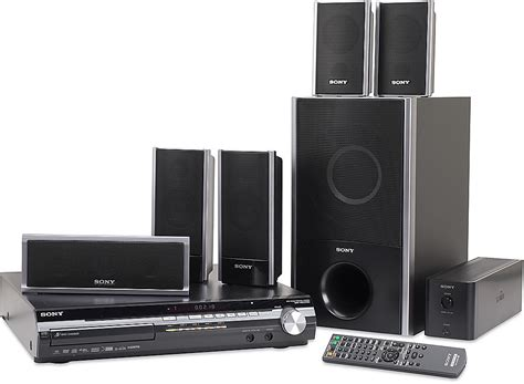 sony dav hdx279w 5 disc bravia 174 dvd home theater system
