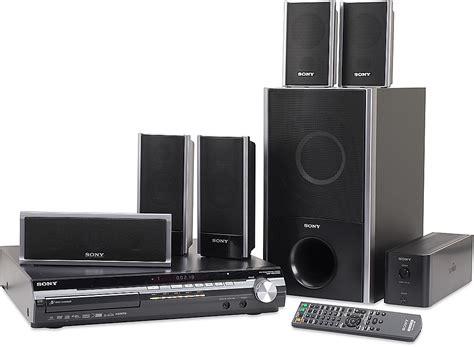 sony dav hdx279w 5 disc bravia 174 dvd home theater system