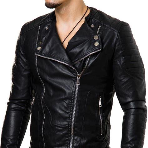 chaqueton de cuero chaqueta de cuero hombre buscar con google hombres