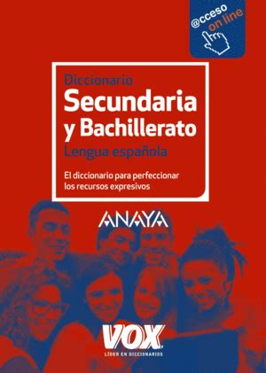 diccionario lengua espaola secundaria 8467531673 libros diccionarios espaol librera canaima