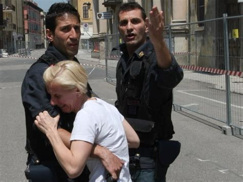 Comfort Officer by Italy Rocked By Second Deadly Quake The Two Way Npr