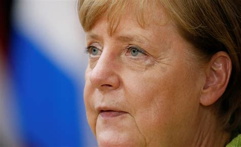 angela merkel european democracy angela merkel faces far right and pro