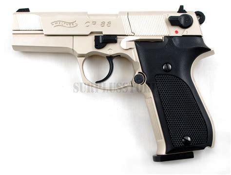 Airsoft Gun Walther Cp88 umarex walther cp88 nickel 177 pellet co2 pistol