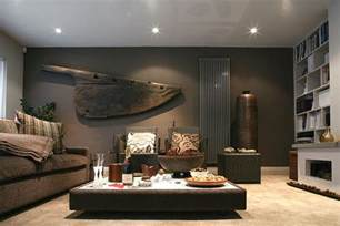 Interor Design by Masculine Interior Design With Imagination