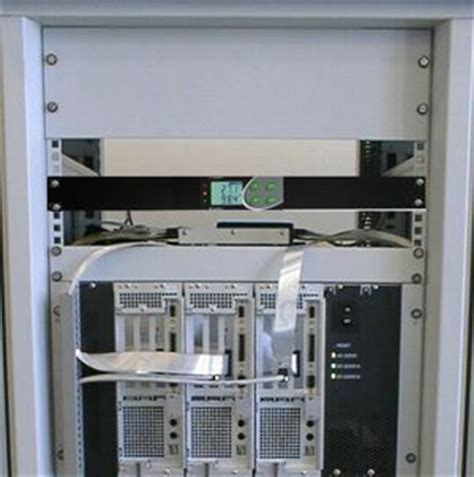rack mount server environment monitor hx531r
