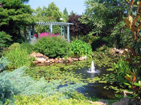 Myriad Botanical Gardens Oklahoma City Myriad Botanical Gardens