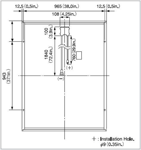 kyocera solar panel wiring diagram wiring diagram with