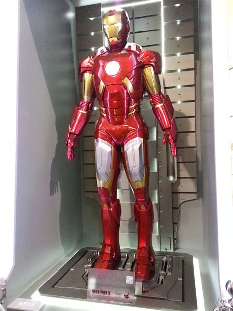 lockys english playground event iron man hot toys