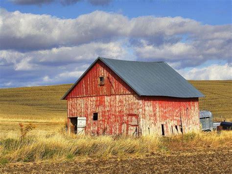 Farm Sheds Wa by Barn Palouse Washington Barns
