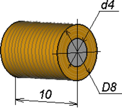 ferromagnetic inductor calculator coil with ferromagnetic co simulation with ltspice quickfield fea software