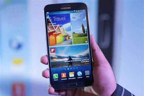 Led Samsung Galaxy Mega samsung galaxy mega 6 3 on and impressions