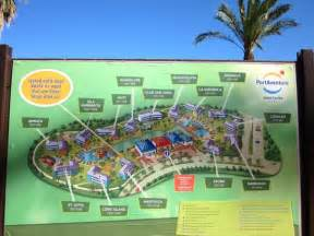 property map photo de portaventura hotel caribe salou