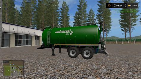Kerosene Ls by Kotte Universal Pack V2 0 X Ls17 Farming Simulator 2017