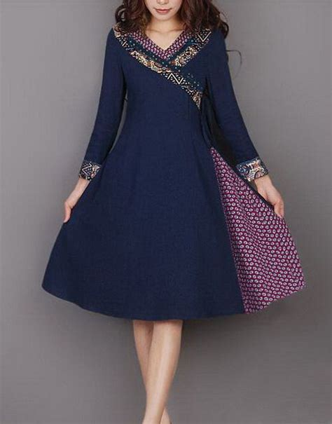 Gamis Rubiah Linen Rubiah Dress 1 the world s catalog of ideas