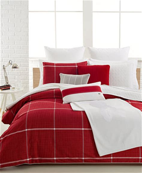 lacoste bathroom accessories lacoste cambon comforter and duvet cover sets bedding
