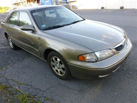 mazda 626 transmission for sale sell used 1999 mazda 626 lx 4 cylinder 30 mpg new