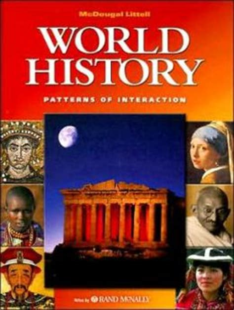 pattern of world history pdf mcdougal littell world history patterns of interaction