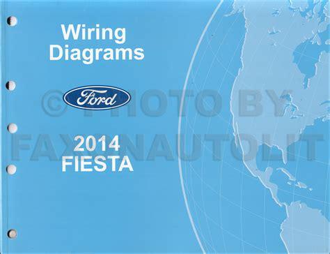 2014 ford wiring diagram manual original