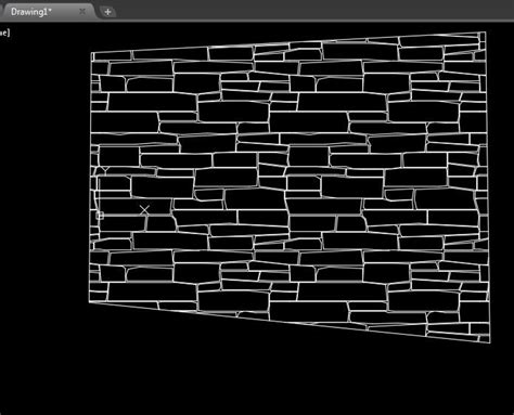 stone pattern cad block solved adding new hatch patterns autodesk community