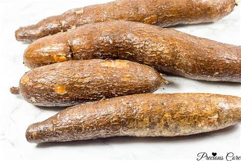 how to make water fufu from scratch cassava fufu