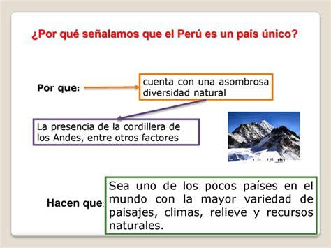 cadenas hoteleras de origen peruano morfologia del territorio peruano y su importancia