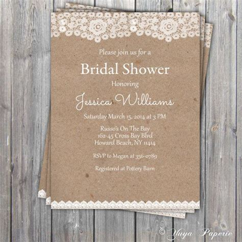 how far in advance do you send out bridal shower invitations unique bridal shower invitations how far in advance to