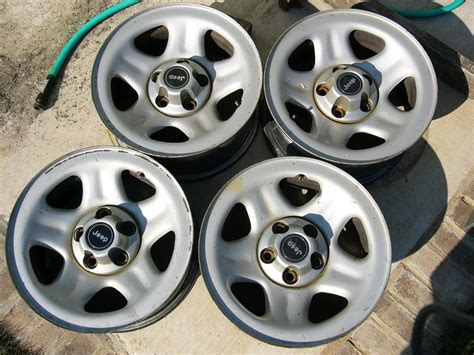 Steel Jeep Wheels Forums Classifieds 15x7 Steel Jeep Wheels Tac And Tvr