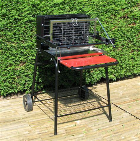 mobilier table fabriquer un barbecue vertical